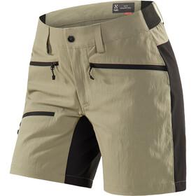 Haglöfs Rugged Flex Shorts Dame lichen/true black